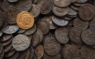 Bulgaria Looted Treasure