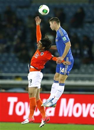 Gary Cahill, Aldo De Nigris