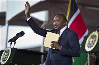 Uhuru Kenyatta