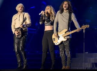Super Bowl 50 - The Band Perry