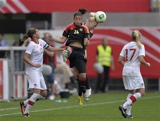Germany Woman Soccer Canada