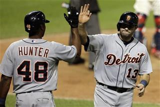 Andy Dirks, Torii Hunter