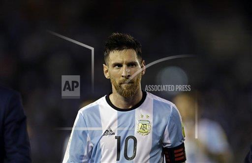 Argentina Chile WCup Soccer