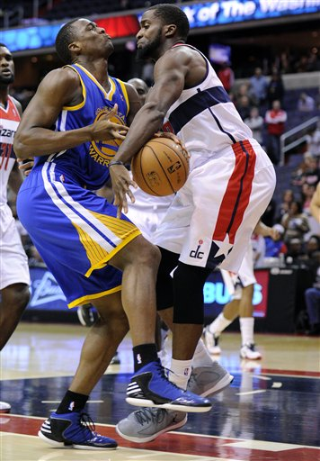 Harrison Barnes, Martell Webster