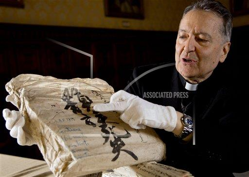 Vatican Lost Japanese Archive