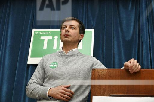 2020 ELECTION PETE BUTTIGIEG