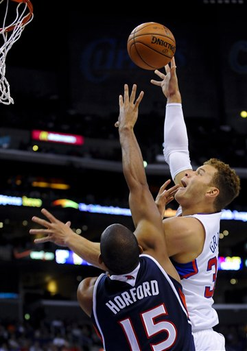 Al Horford , Blake Griffin