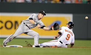 Nate McLouth, Gordon Beckham