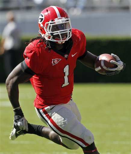UGA Player Arrested Football