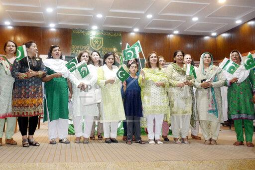 Pakistan: Independence Day in Lahore