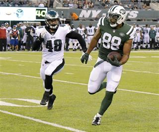 Jets-Seferian-Jenkins Returns Football