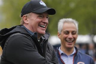 Roger Goodell, Rahm Emanuel
