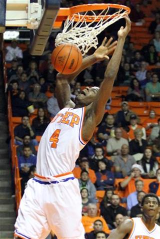 Oregon UTEP Basketball