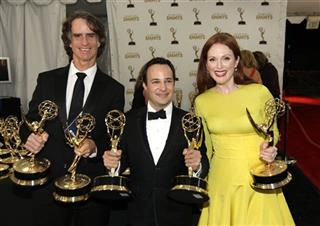Jay Roach, Danny Strong, Julianne Moore