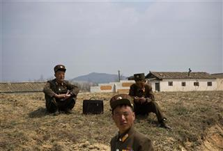 North Korea Koreas Tension