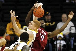 South Carolina St Iowa Basketball