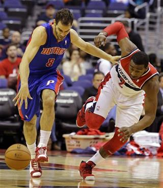 Jose Calderon, John Wall
