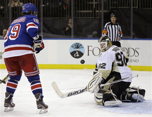 Brad Richards, Tomas Vokoun