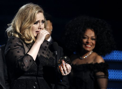 Adele, Diana Ross