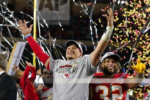 49ers Chiefs Super Bowl Photo Gallery