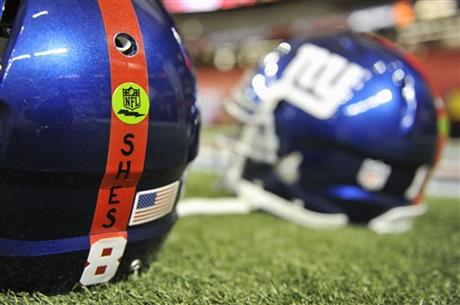 Giants Falcons Football