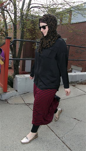 Katherine Russell, Tamerlan Tsarnaev