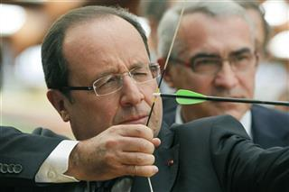 France Hollande Olympics