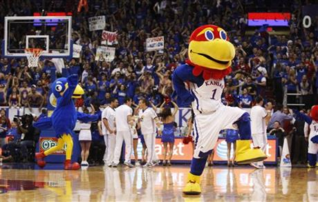 Missouri Kansas Basketball
