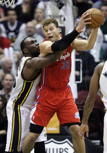 Al Jefferson, Blake Griffin