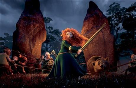 Film Review Brave