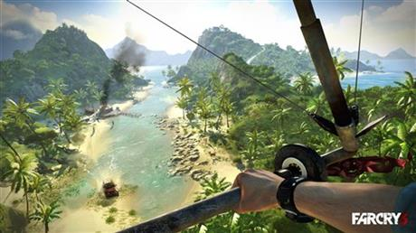 GAME REVIEW-FAR CRY 3