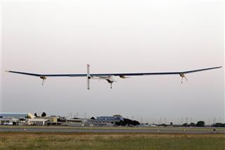 Solar Plane