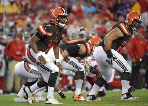 Browns Preview Football