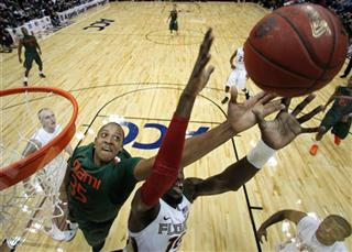 ACC Miami Florida St Basketball