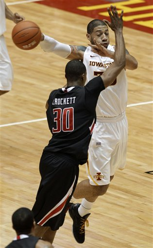 Royce White, Jaye Crockett