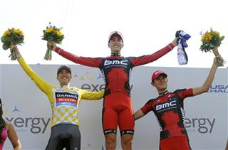 Taylor Phinney, Christian Vande Velde, Tejay Van Garderen
