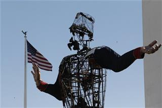 Big Tex Fire