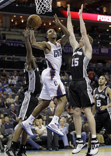 Ramon Sessions, James Anderson, Matt Bonner