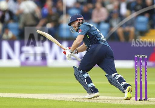 England v Pakistan - One Day International - Emerald Headingley