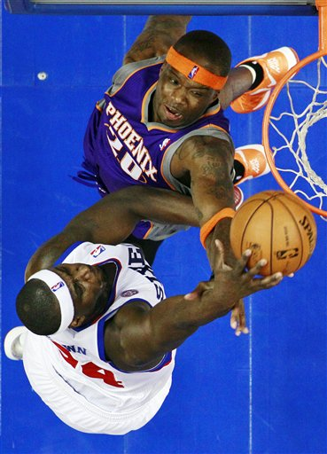 Kwame Brown, Jermaine O'Neal