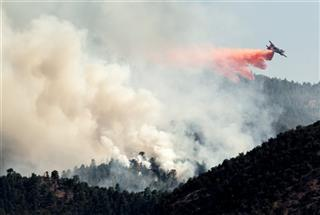 Sandia Fire