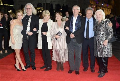 Sheridan Smith, Billy Conolly, Dame Maggie Smith, Pauline Collins, Tom Courtenay, Dustin Hoffman, Dame Gwyneth Jones