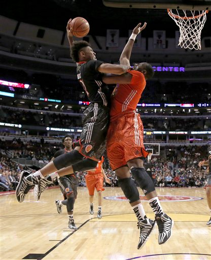 Kelly Oubre, Cliff Alexander