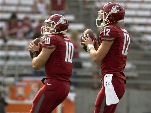 Connor Halliday, Jeff Tuel
