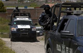 Mexico Drug Lord Escapes