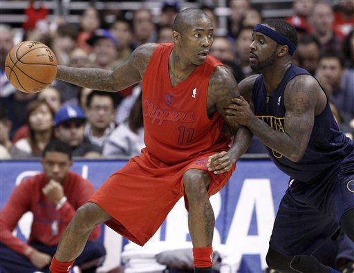 Jamal Crawford, Ty Lawson