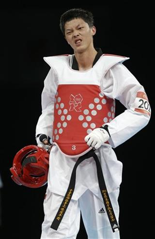 London Olympics Taekwondo Men