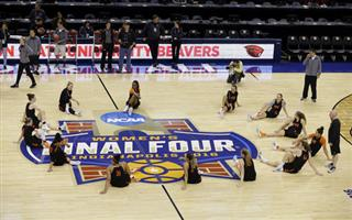 NCAA Womens Final Four Basketball