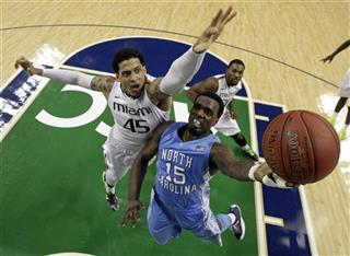P.J. Hairston, Julian Gamble