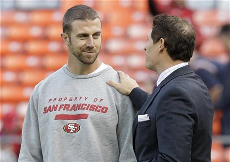 Alex Smith, Steve Young